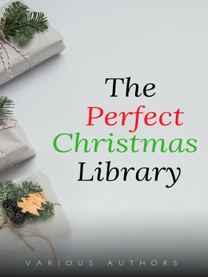 cover image of The Perfect Christmas Library